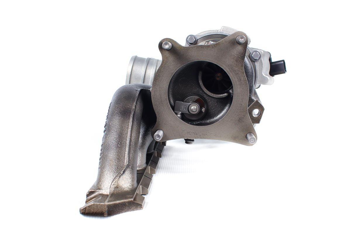 Turbo z numerem {numerglowny} po naprawie w specjalistycznej pracowni regeneracji turbosprężarek przed odesłaniem do warsztatu