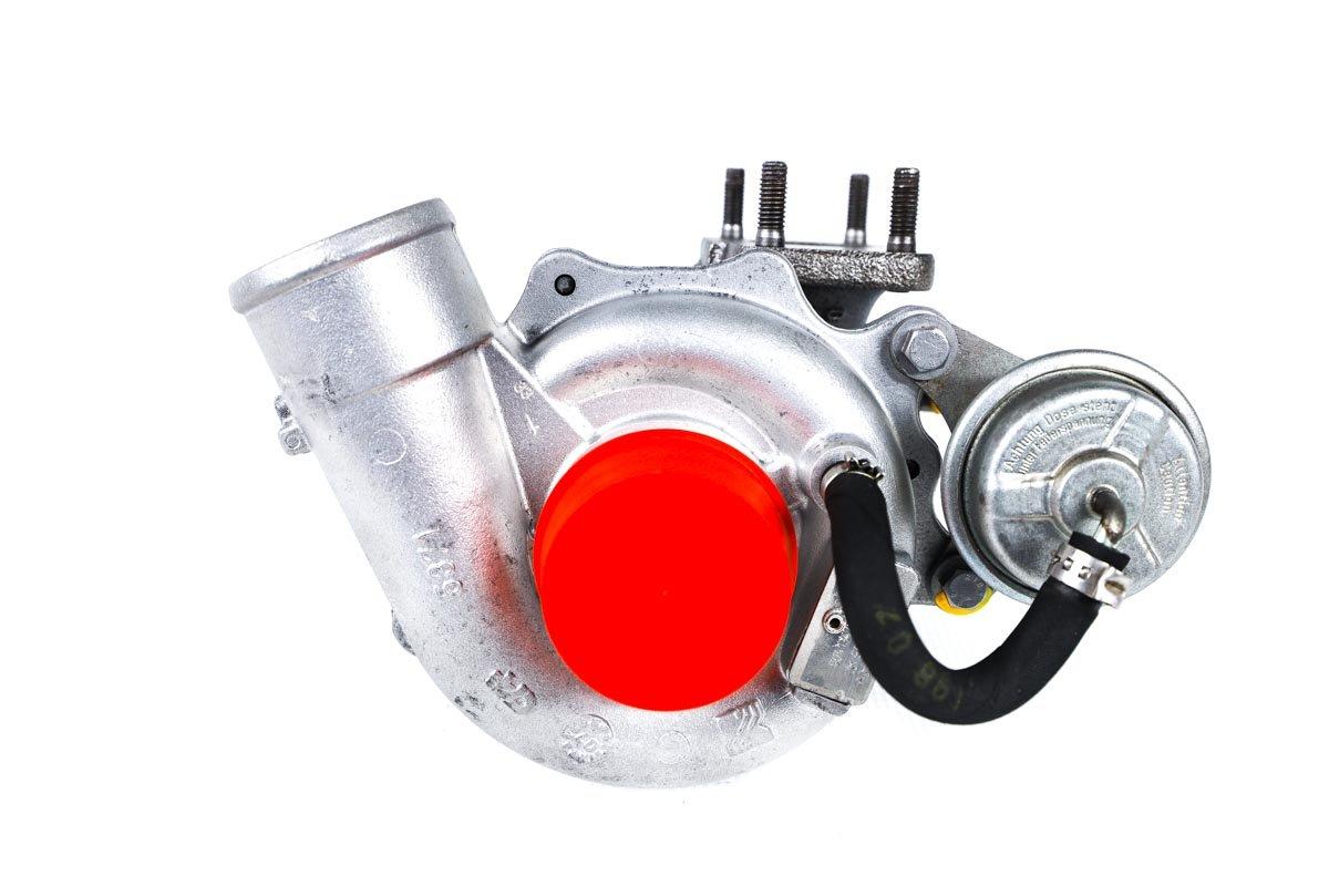 Turbo o numerze {numerglowny} po naprawie w najnowocześniejszej pracowni regeneracji turbosprężarek przed odesłaniem do warsztatu