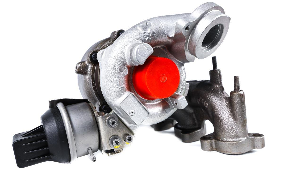 Turbina numer {numerglowny} po przywróceniu do pełnej sprawności w najwyższej jakości pracowni regeneracji turbo przed nadaniem do warsztatu samochodowego