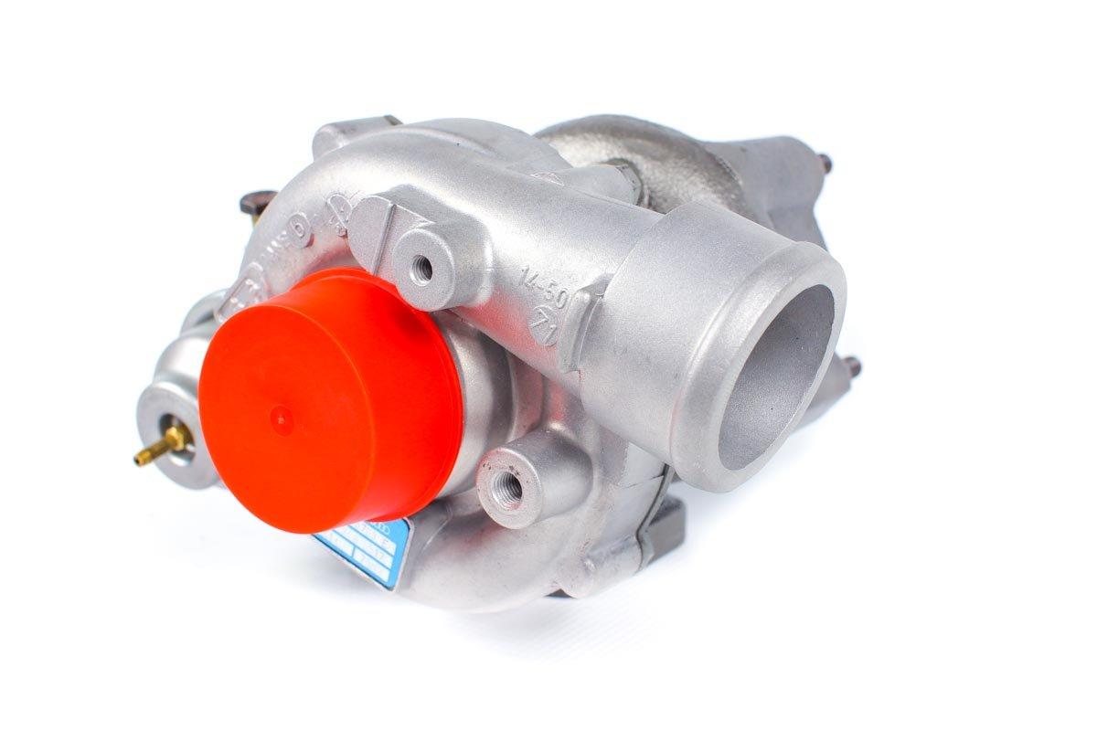 Turbo o numerze {numerglowny} po naprawie w specjalistycznej pracowni regeneracji turbo przed wysyłką do warsztatu samochodowego