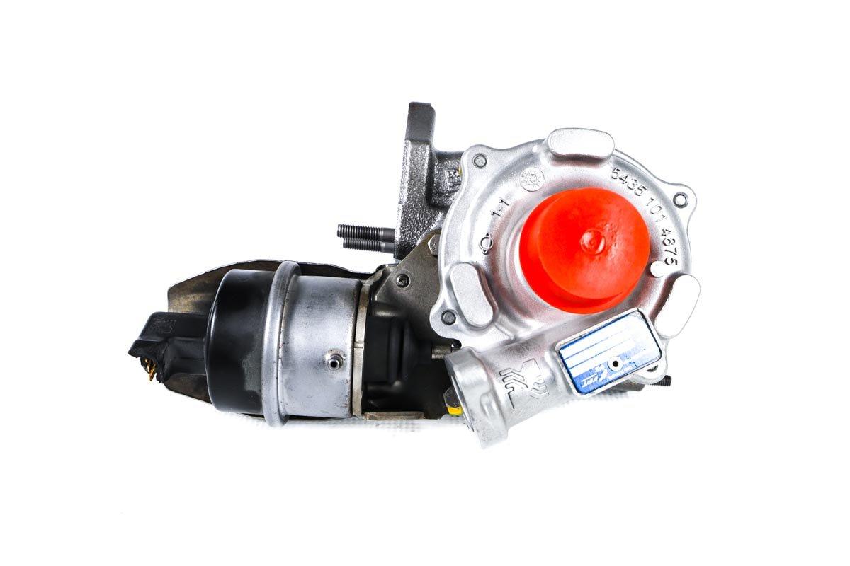Turbo o numerze {numerglowny} po naprawie w specjalistycznej pracowni regeneracji turbo przed nadaniem do warsztatu samochodowego