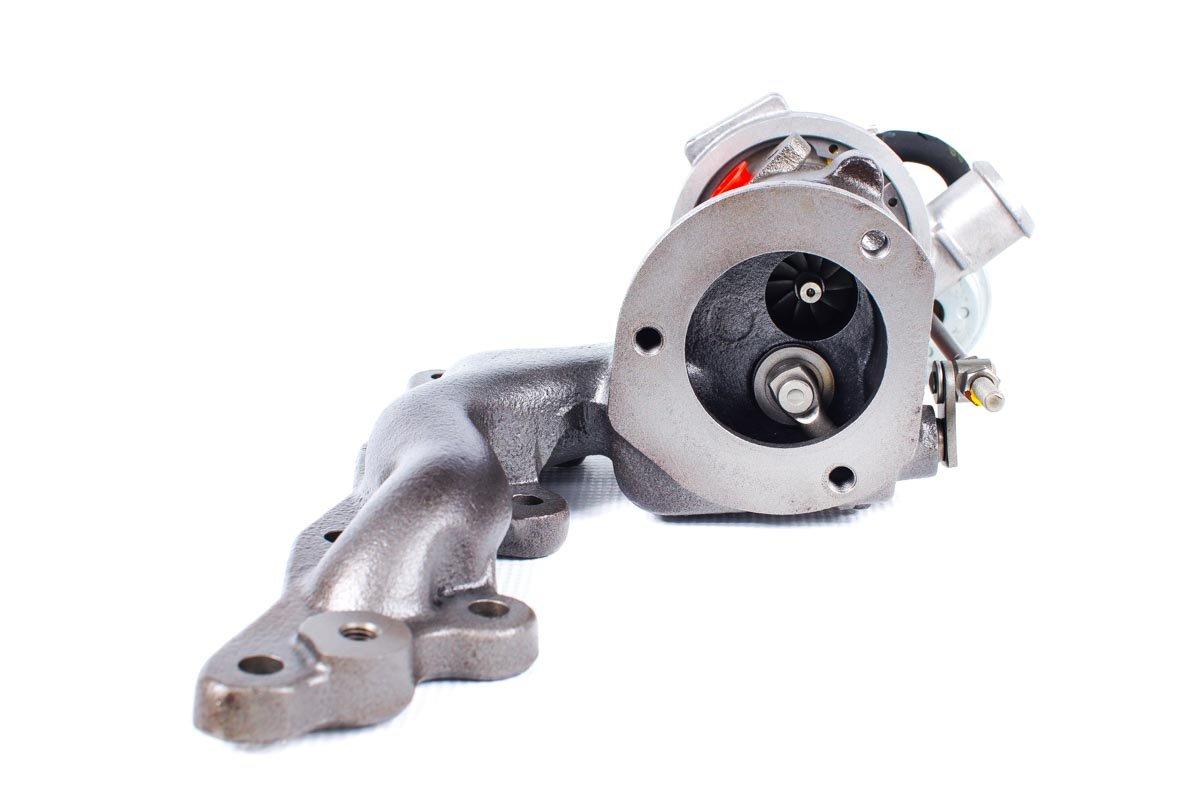 Turbosprężarka o numerze {numerglowny} po przywróceniu do pełnej sprawności w profesjonalnej pracowni regeneracji turbosprężarek przed wysłaniem do warsztatu