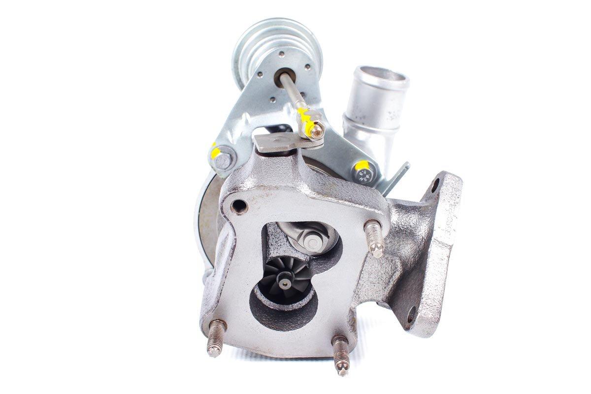 Turbo z numerem {numerglowny} po naprawie w najwyższej jakości pracowni regeneracji turbo przed wysłaniem do zamawiającej firmy