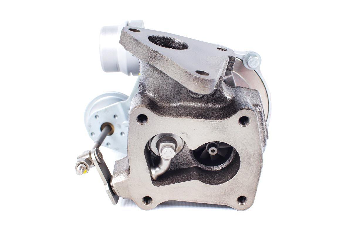 Turbo z numerem {numerglowny} po naprawie w najwyższej jakości pracowni regeneracji turbo przed odesłaniem do Klienta