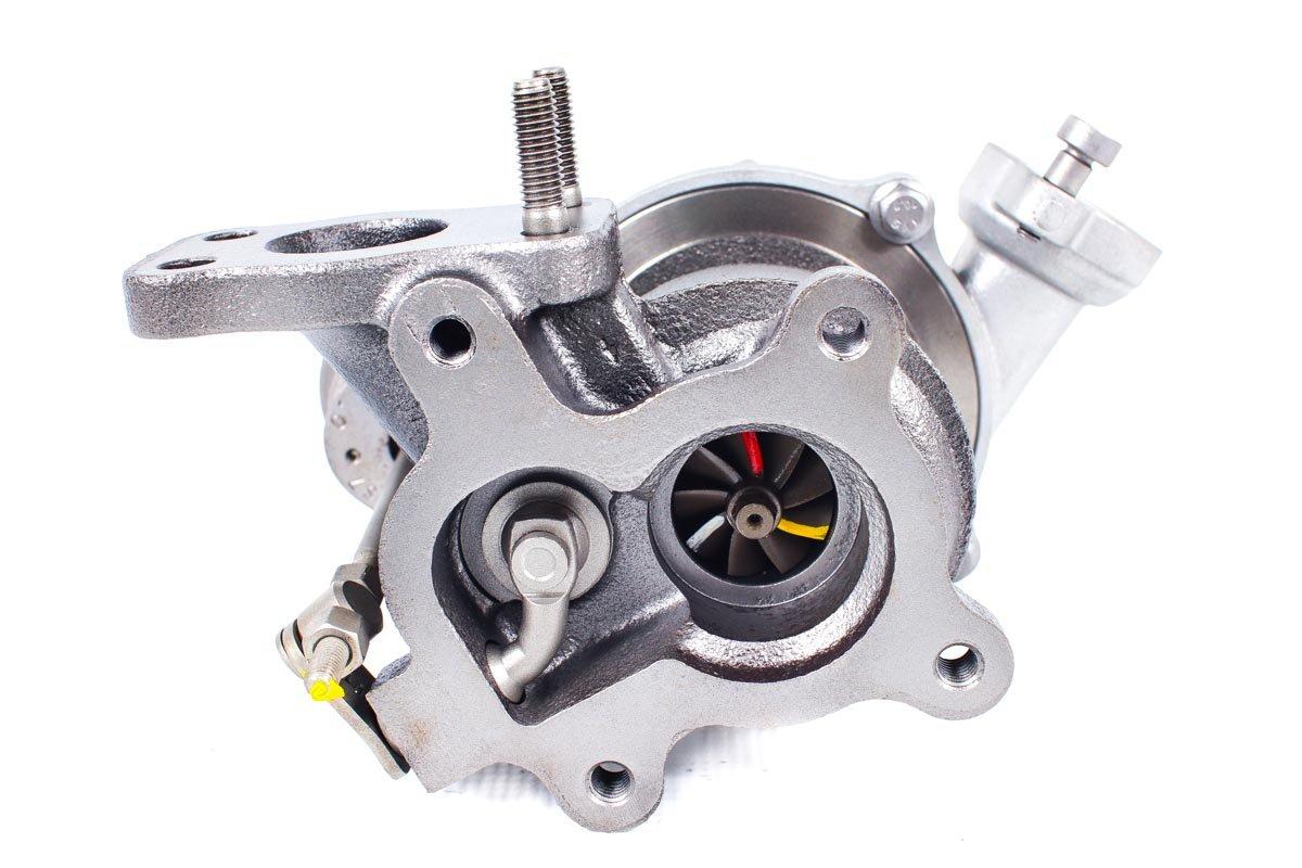 Turbo, układ doładowania o numerze {numerglowny} po regeneracji w najnowocześniejszej pracowni regeneracji turbo przed nadaniem do Klienta