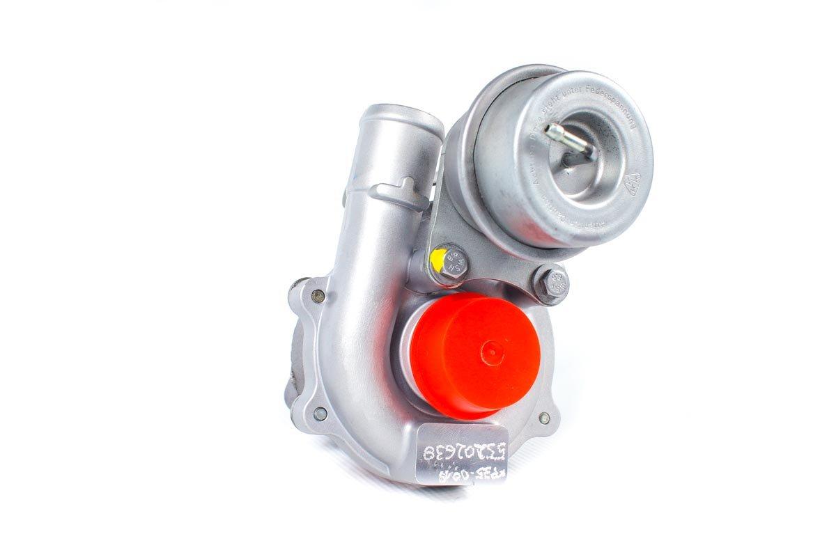 Turbosprężarka z numerem {numerglowny} po naprawie w najnowocześniejszej pracowni regeneracji turbosprężarek przed nadaniem do warsztatu samochodowego