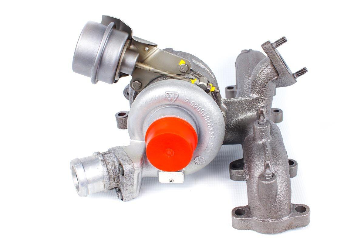 Turbo o numerze {numerglowny} po naprawie w najwyższej jakości pracowni regeneracji turbo przed odesłaniem do zamawiającego