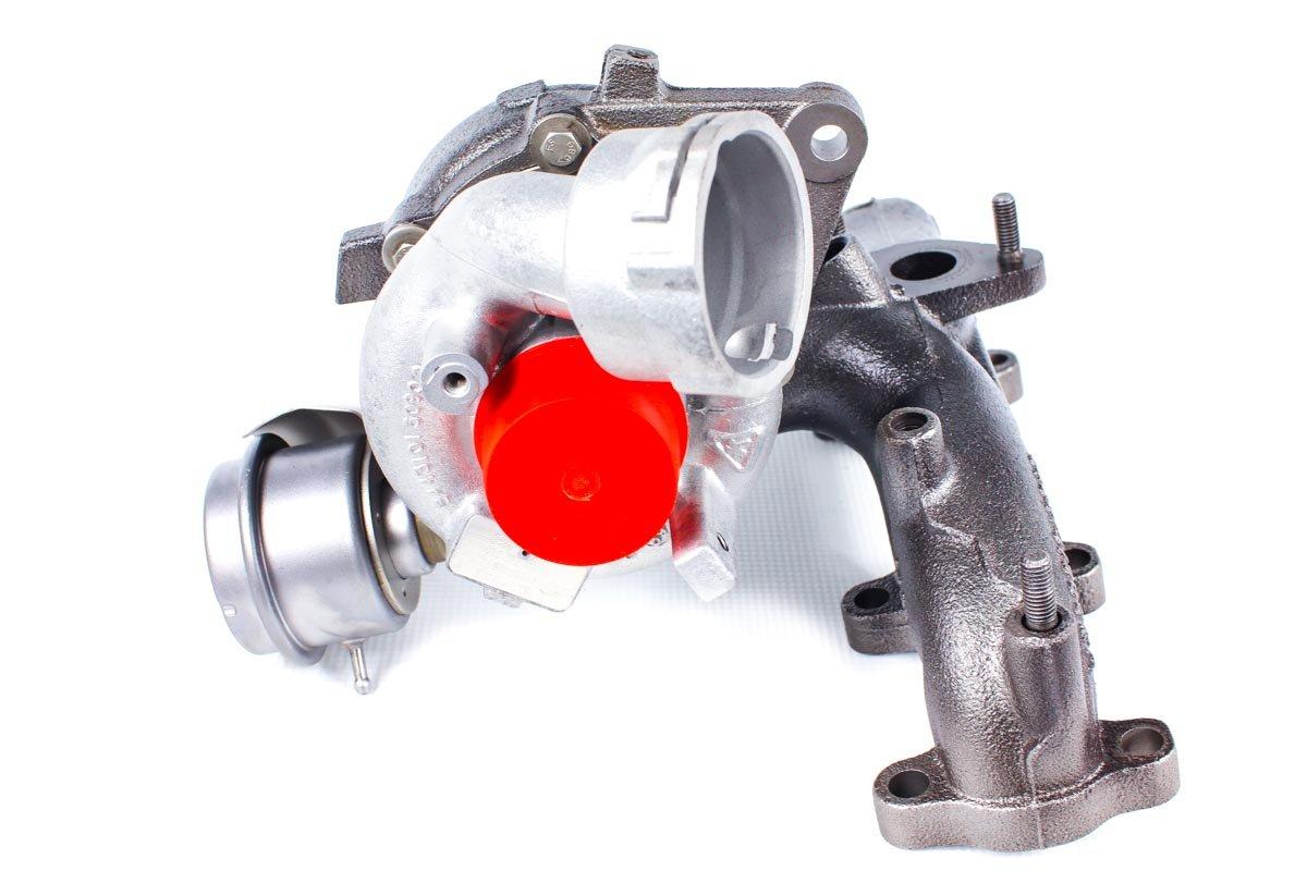 Turbo numer {numerglowny} po regeneracji w najnowocześniejszej pracowni regeneracji turbosprężarek przed nadaniem do kontrahenta