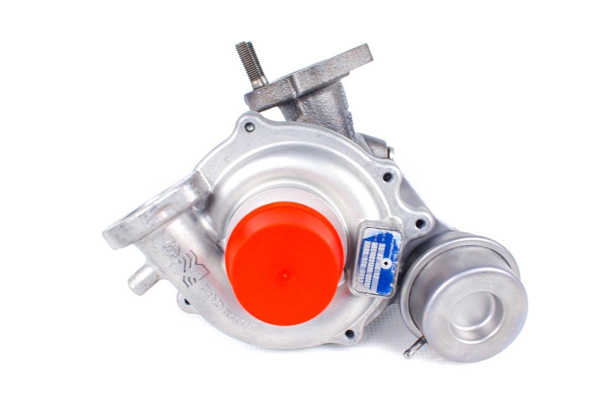 Turbo numer {numerglowny} po regeneracji w najnowocześniejszej pracowni regeneracji turbosprężarek przed odesłaniem do kontrahenta