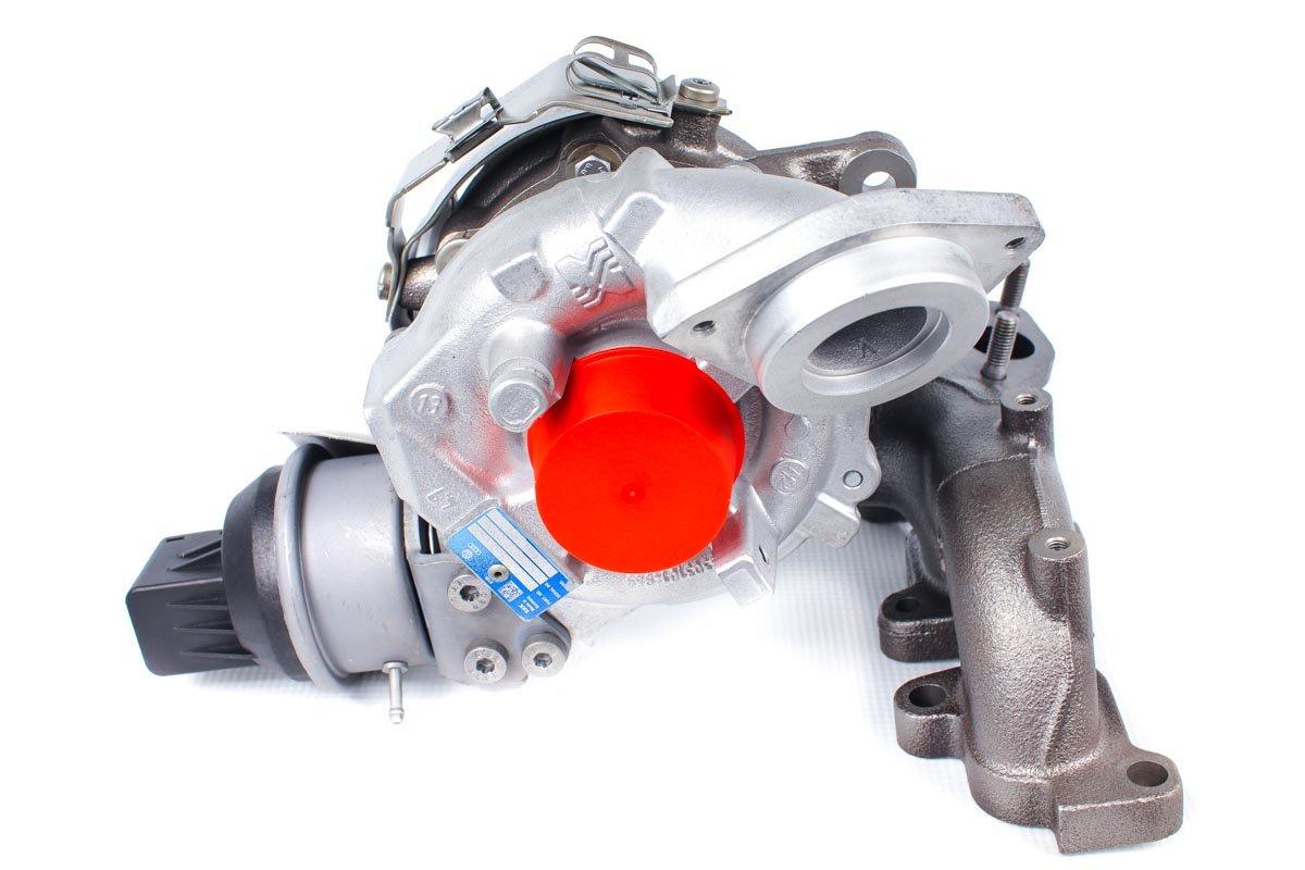 Turbo numer {numerglowny} po regeneracji w najnowocześniejszej pracowni regeneracji turbo przed wysłaniem do warsztatu samochodowego