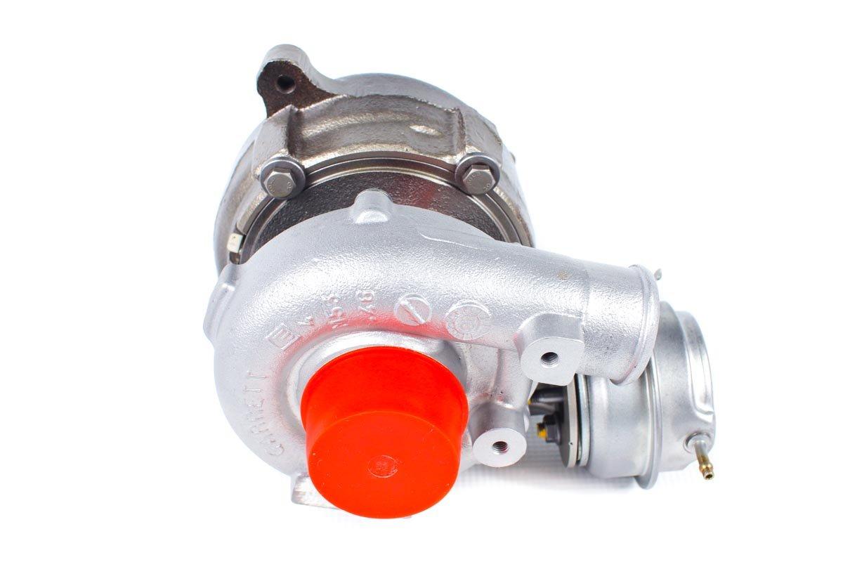 Turbo numer {numerglowny} po regeneracji w specjalistycznej pracowni regeneracji turbosprężarek przed odesłaniem do kontrahenta