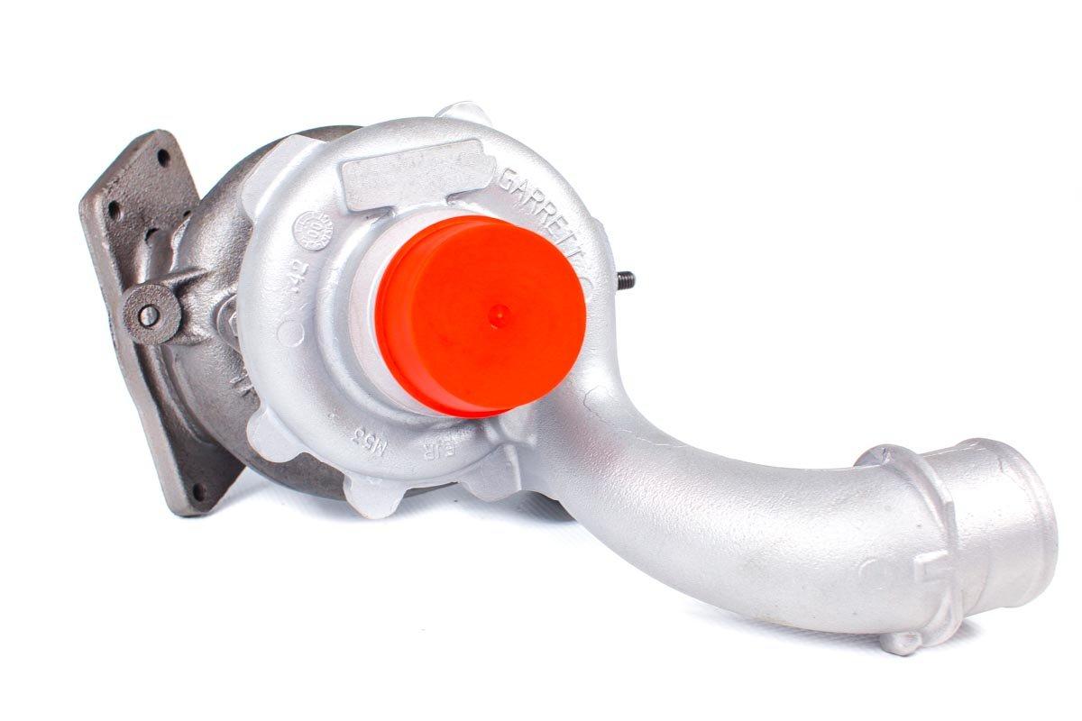 Turbina z numerem {numerglowny} po regeneracji w najnowocześniejszej pracowni regeneracji turbo przed odesłaniem do warsztatu samochodowego