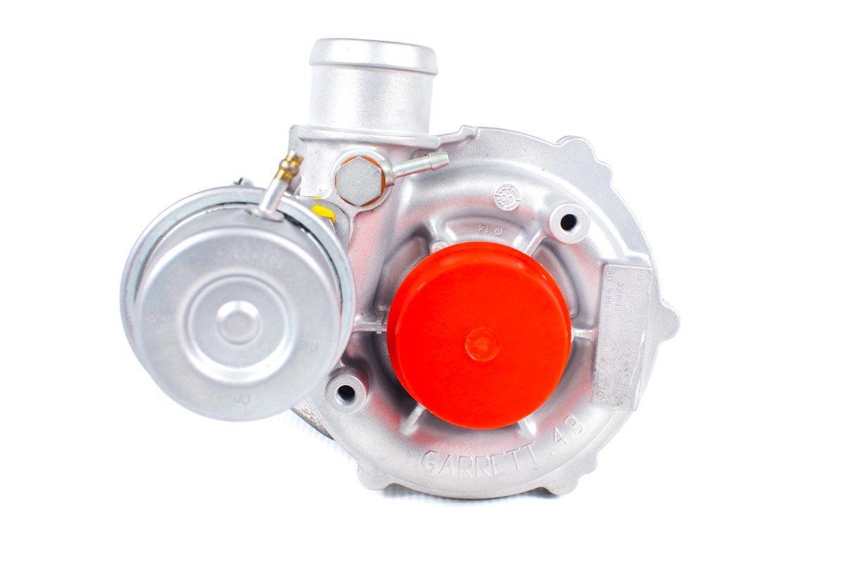 Turbosprężarka o numerze {numerglowny} po naprawie w profesjonalnej pracowni regeneracji turbo przed wysłaniem do warsztatu