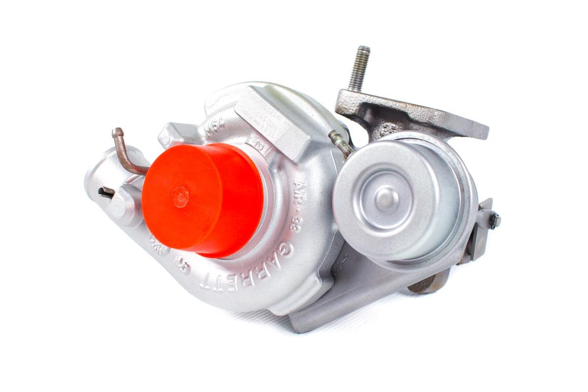Turbosprężarka z numerem {numerglowny} po naprawie w najwyższej jakości pracowni regeneracji turbin przed nadaniem do warsztatu