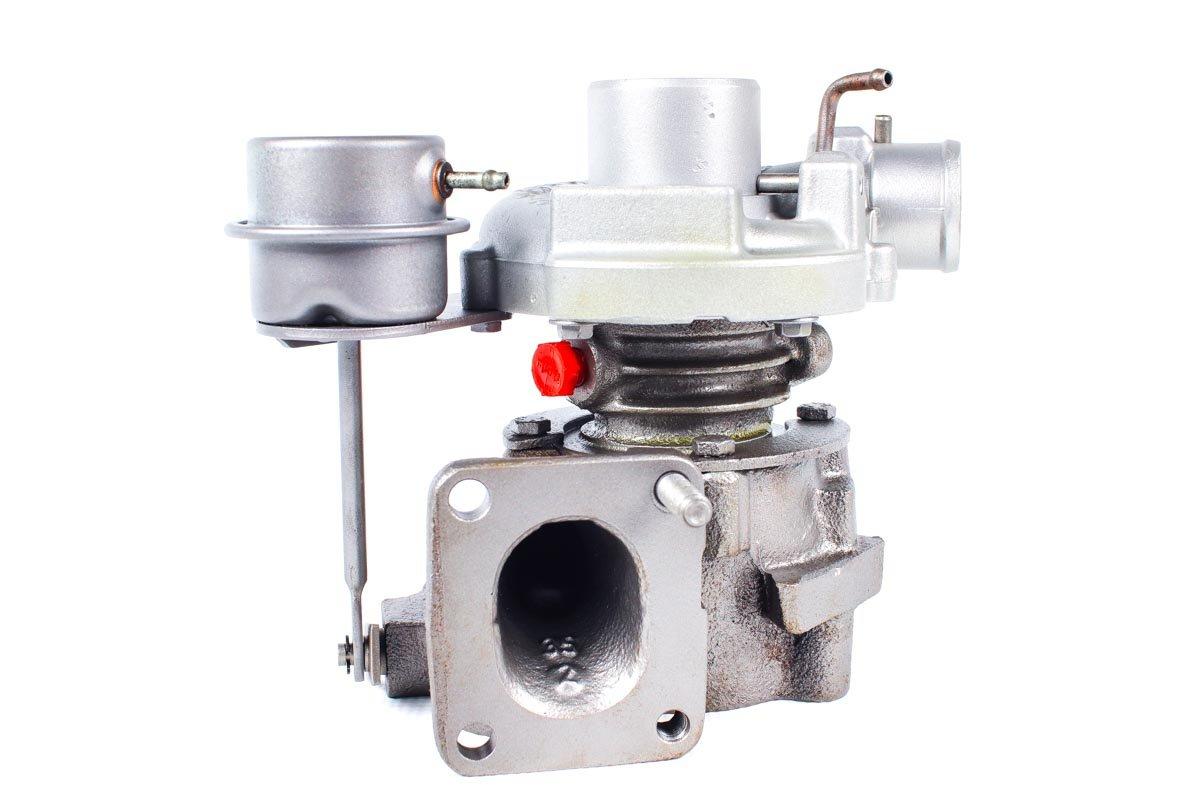 Turbo, układ doładowania o numerze {numerglowny} po regeneracji w najwyższej jakości pracowni regeneracji turbosprężarek przed wysyłką do warsztatu