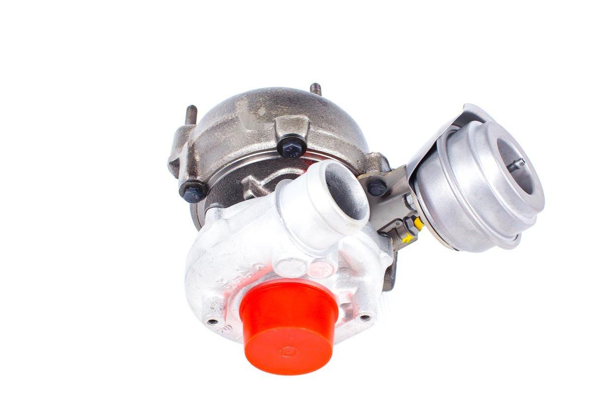 Turbo numer {numerglowny} po regeneracji w profesjonalnej pracowni regeneracji turbosprężarek przed wysyłką do warsztatu