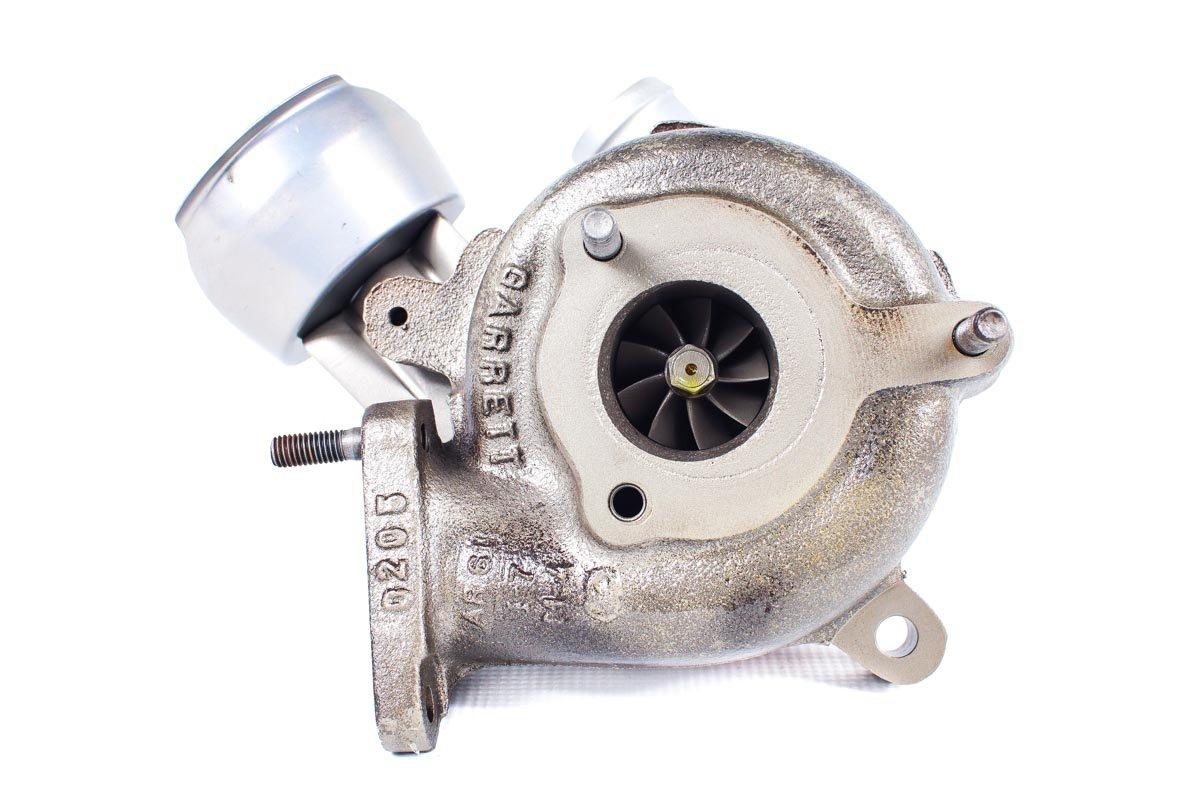 Turbo, układ doładowania o numerze {numerglowny} po regeneracji w najwyższej jakości pracowni regeneracji turbosprężarek przed nadaniem do warsztatu