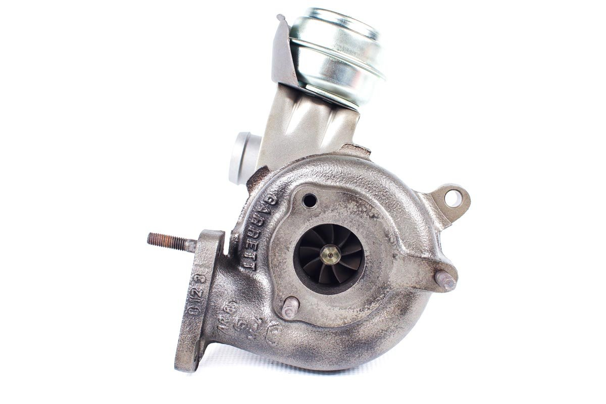 Turbosprężarka o numerze {numerglowny} po naprawie w najwyższej jakości pracowni przed wysłaniem do kontrahenta
