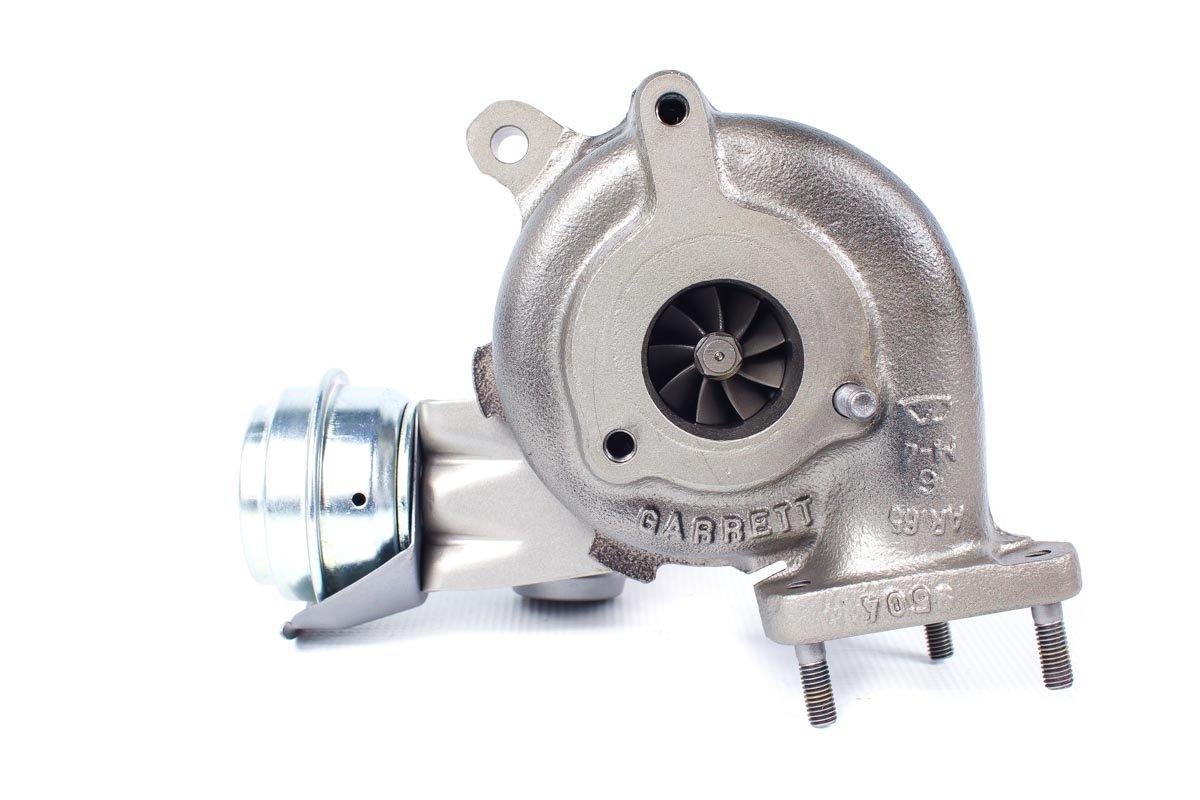 Turbo, układ doładowania o numerze {numerglowny} po regeneracji w najwyższej jakości pracowni regeneracji turbo przed odesłaniem do zamawiającego