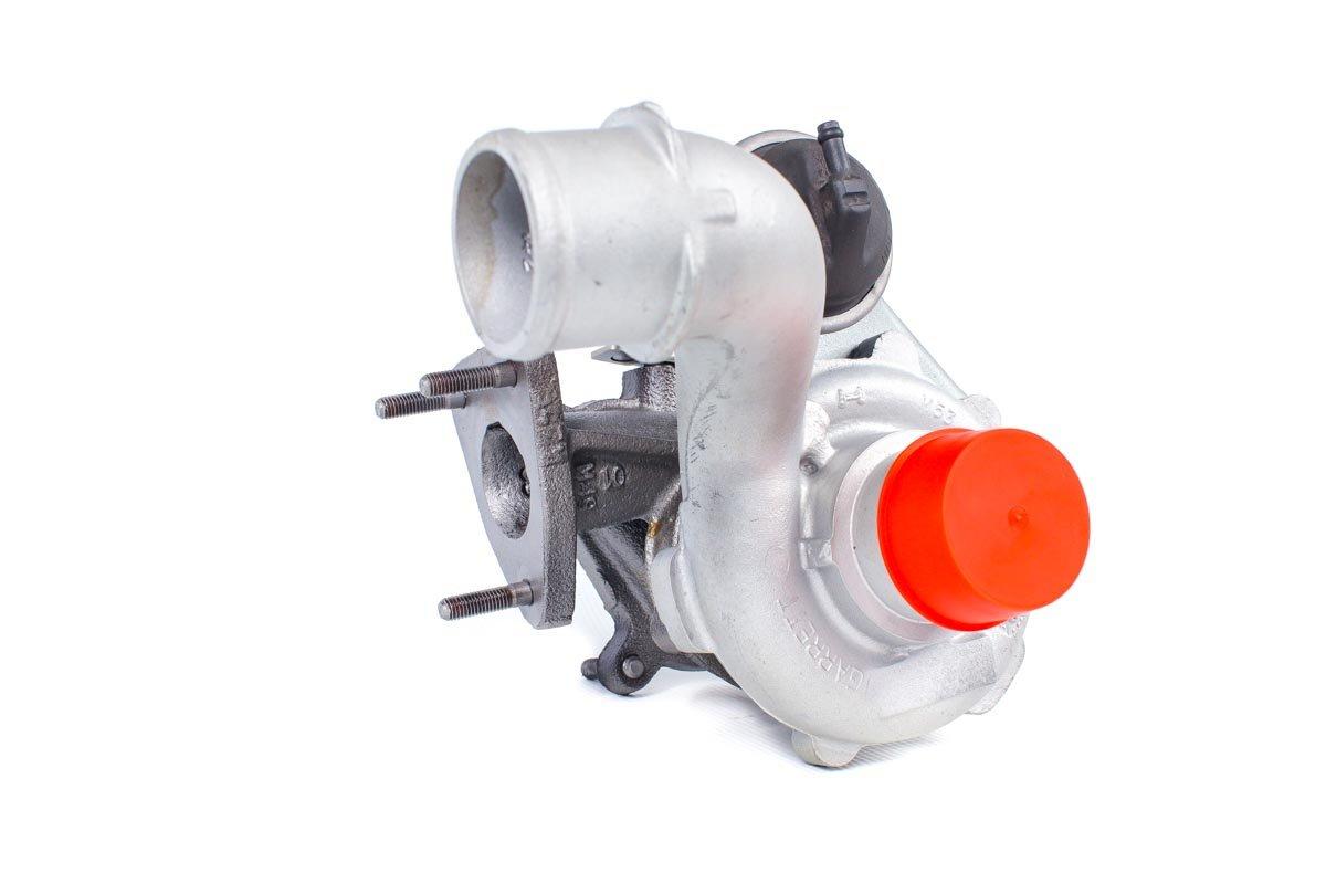 Turbina o numerze {numerglowny} po regeneracji w najnowocześniejszej pracowni regeneracji turbosprężarek przed odesłaniem do Klienta