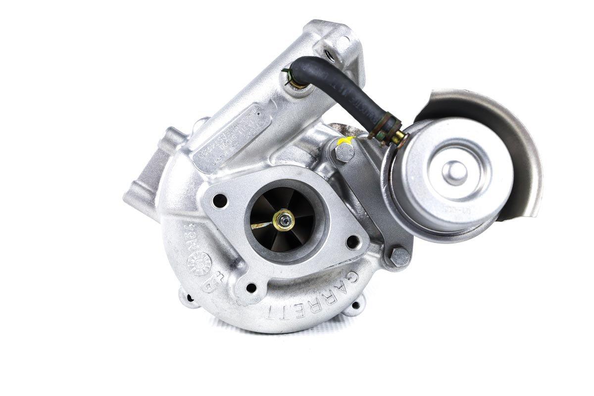 Turbosprężarka o numerze {numerglowny} po naprawie w najwyższej jakości pracowni regeneracji turbo przed nadaniem do warsztatu
