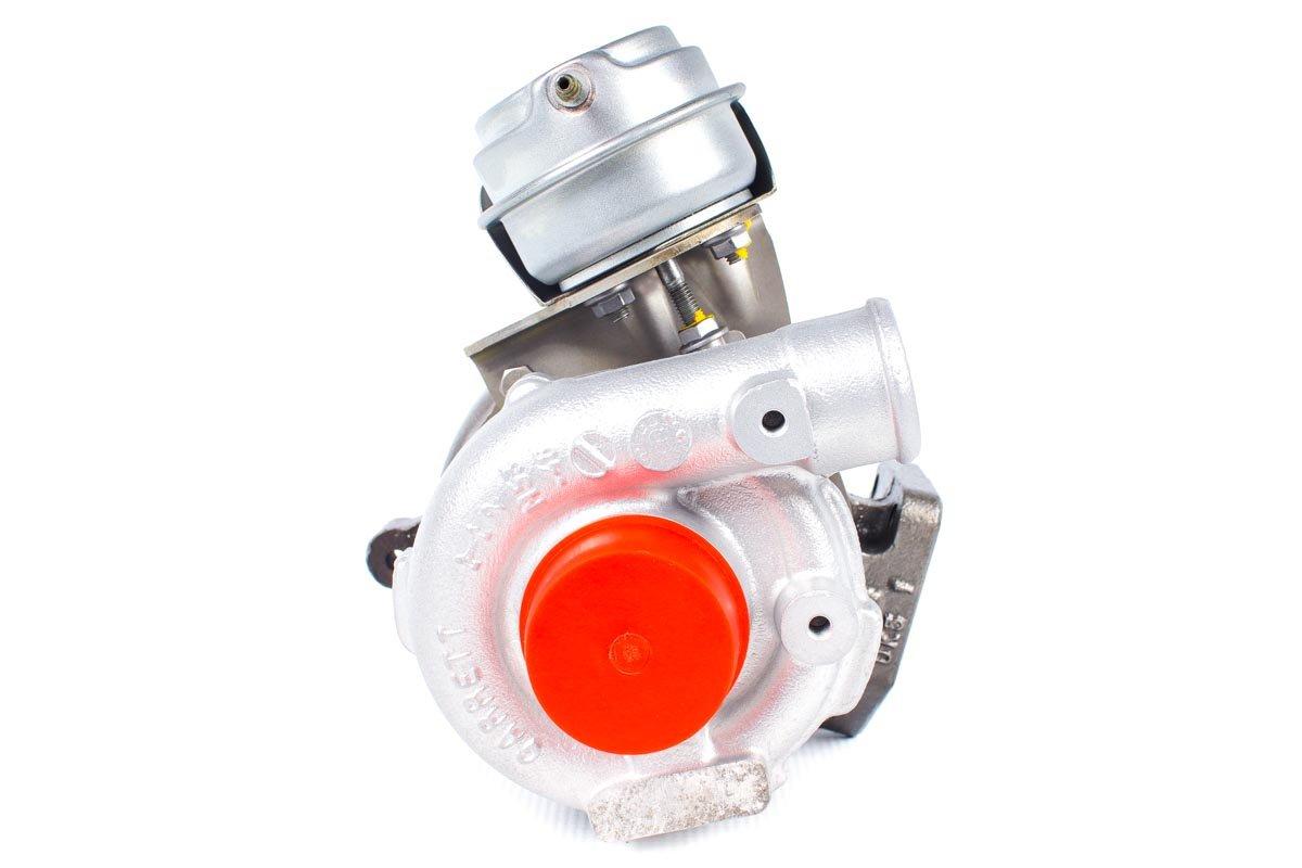 Turbosprężarka numer {numerglowny} po regeneracji w najnowocześniejszej pracowni regeneracji turbosprężarek przed nadaniem do zamawiającej firmy
