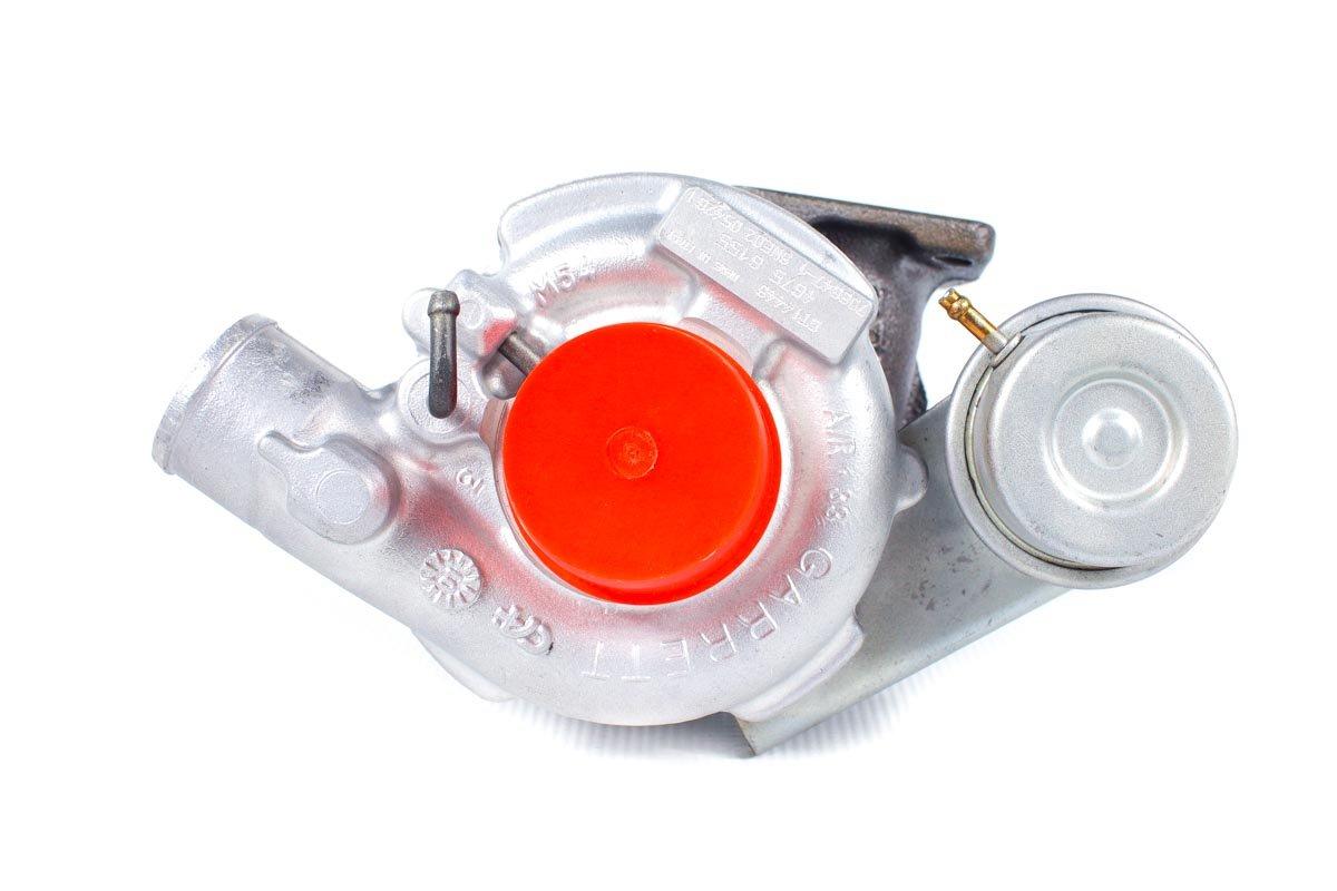 Turbosprężarka numer {numerglowny} po regeneracji w najnowocześniejszej pracowni regeneracji turbo przed wysłaniem do zamawiającego