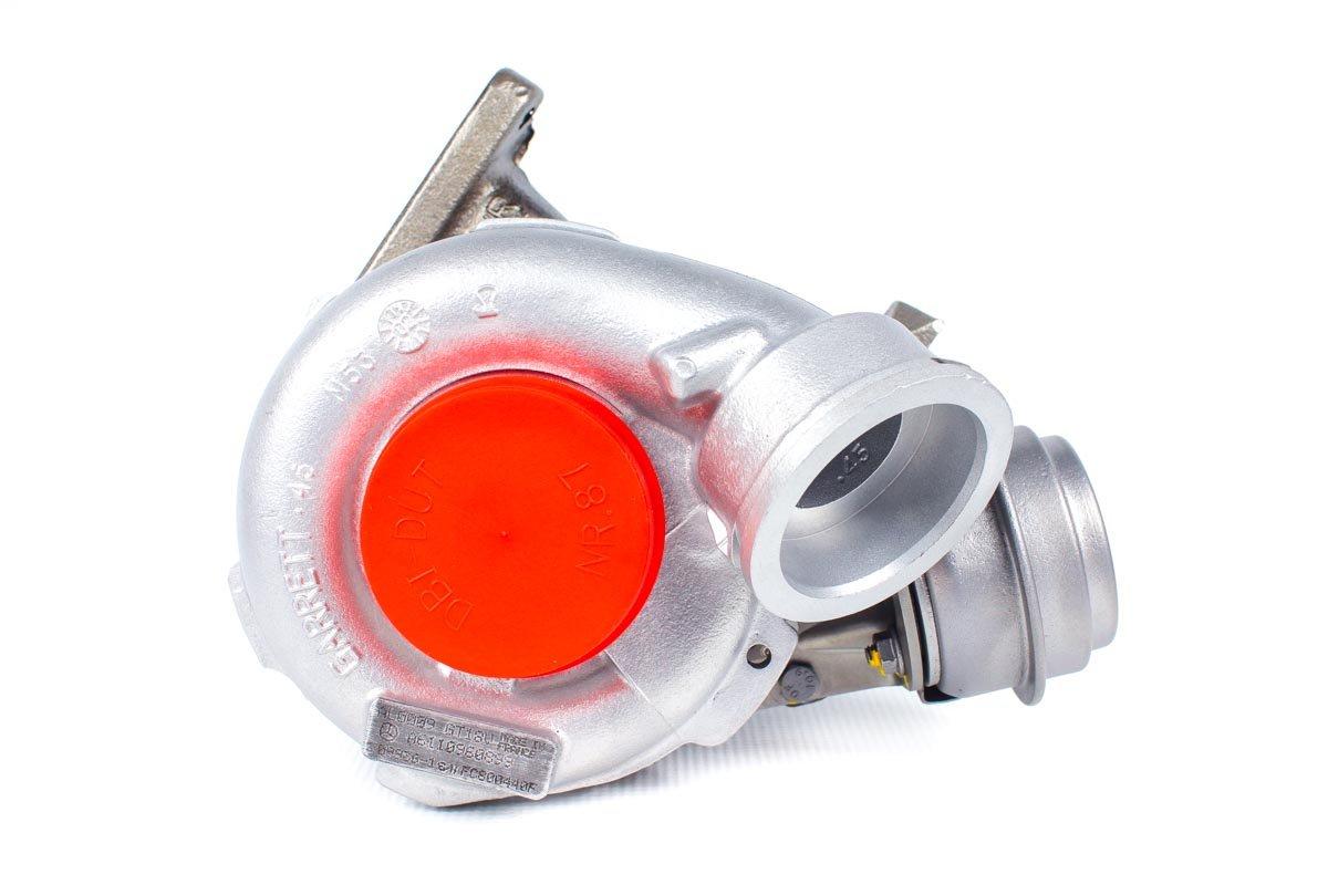 Turbosprężarka numer {numerglowny} po regeneracji w specjalistycznej pracowni regeneracji turbo przed wysyłką do Klienta