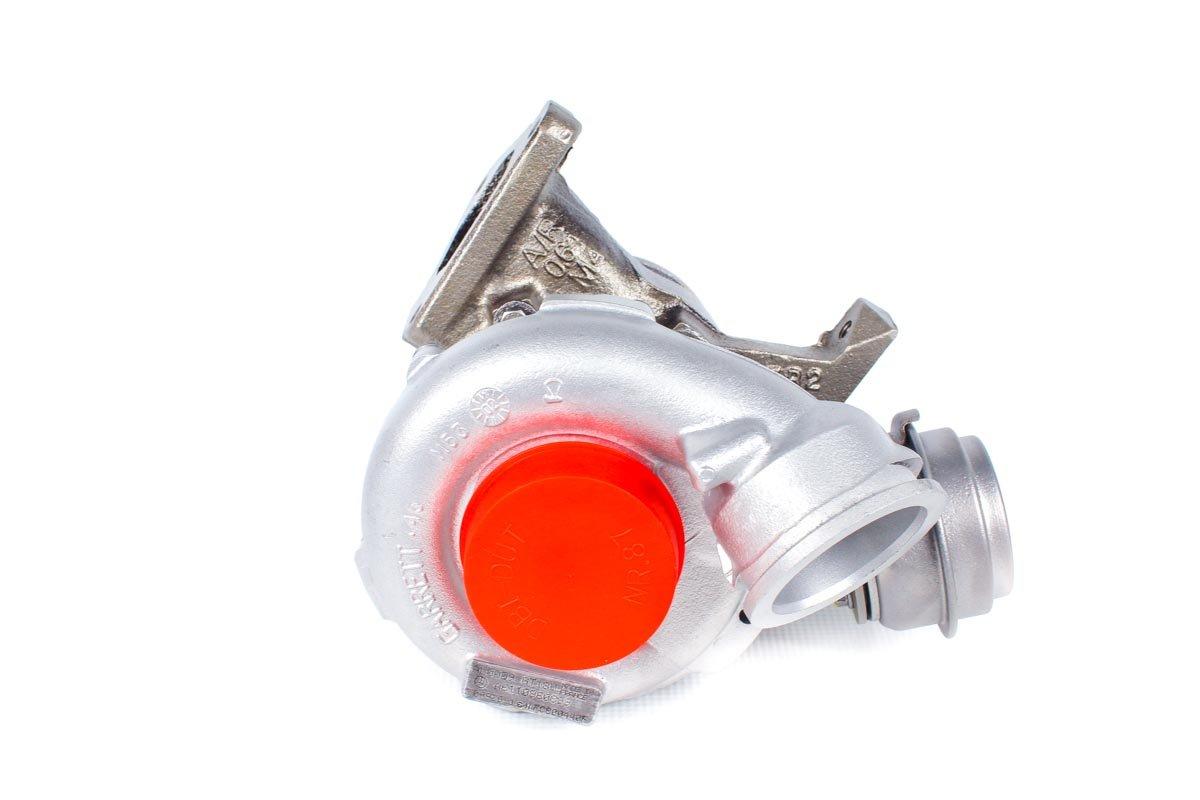 Turbo numer {numerglowny} po zregenerowaniu w najnowocześniejszej pracowni regeneracji turbosprężarek przed nadaniem do Klienta