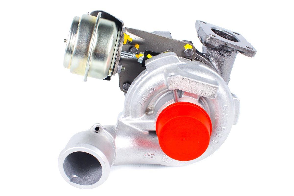 Turbo numer {numerglowny} po zregenerowaniu w specjalistycznej pracowni regeneracji turbosprężarek przed wysłaniem do kontrahenta