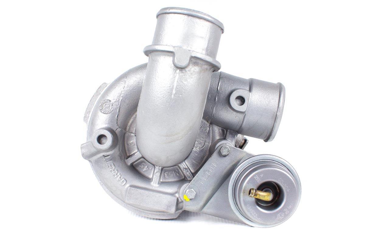 Turbosprężarka numer {numerglowny} po regeneracji w najwyższej jakości pracowni regeneracji turbosprężarek przed wysłaniem do kontrahenta
