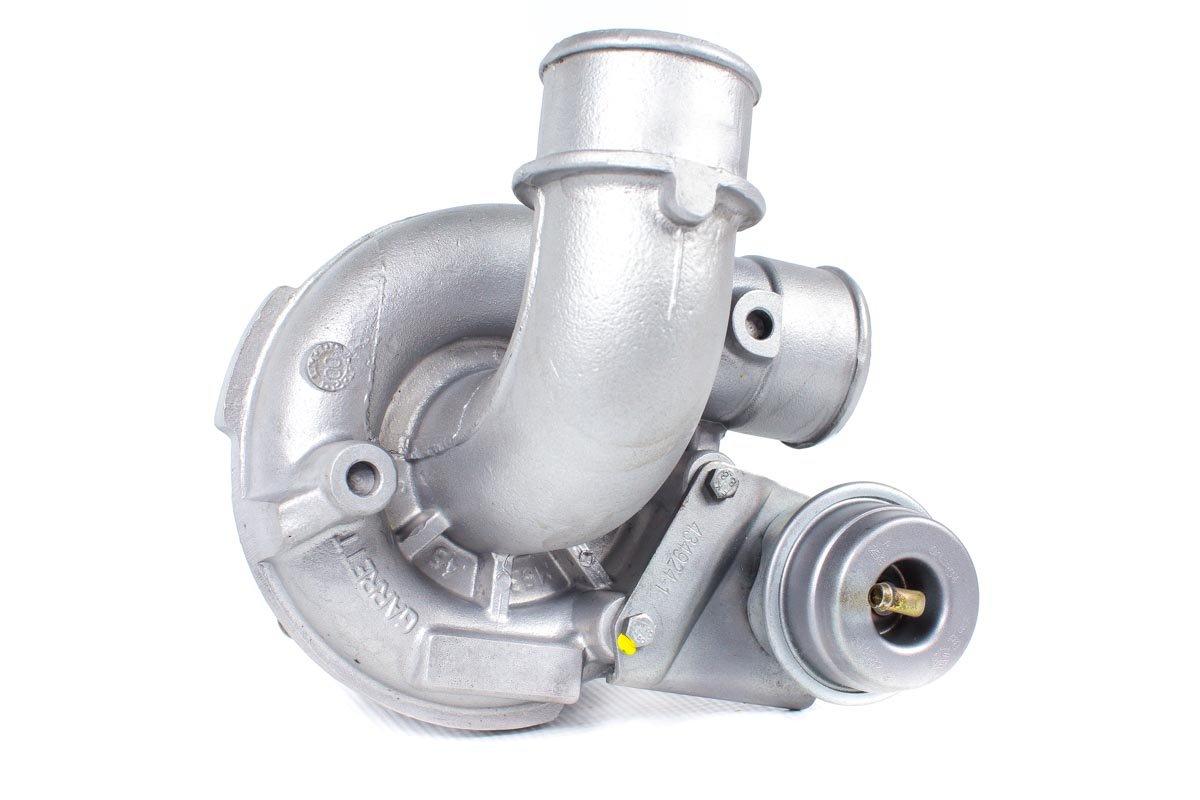 Turbina o numerze {numerglowny} po zregenerowaniu w najnowocześniejszej pracowni regeneracji turbosprężarek przed odesłaniem do kontrahenta