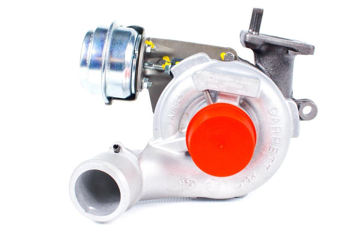 Turbosprężarka numer {numerglowny} po regeneracji w najwyższej jakości pracowni regeneracji turbo przed nadaniem do Klienta