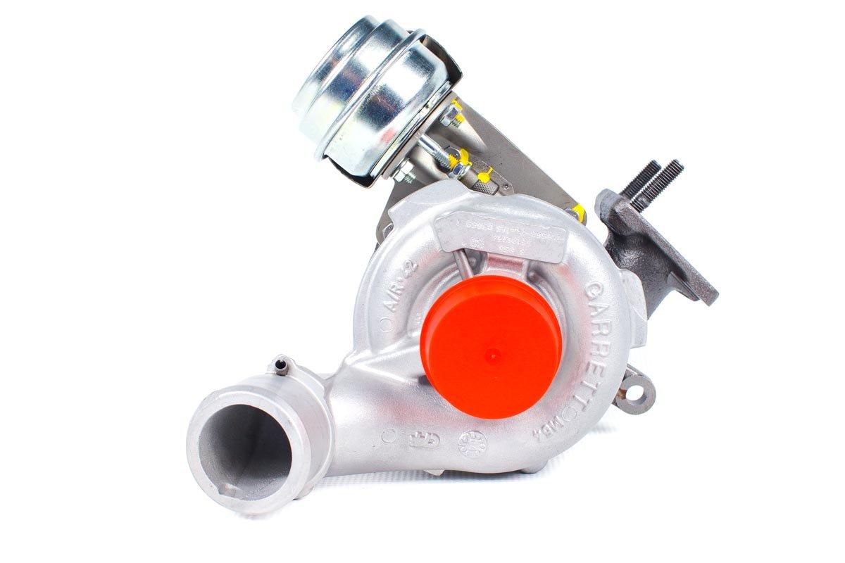 Turbosprężarka numer {numerglowny} po regeneracji w najwyższej jakości pracowni regeneracji turbo przed odesłaniem do warsztatu