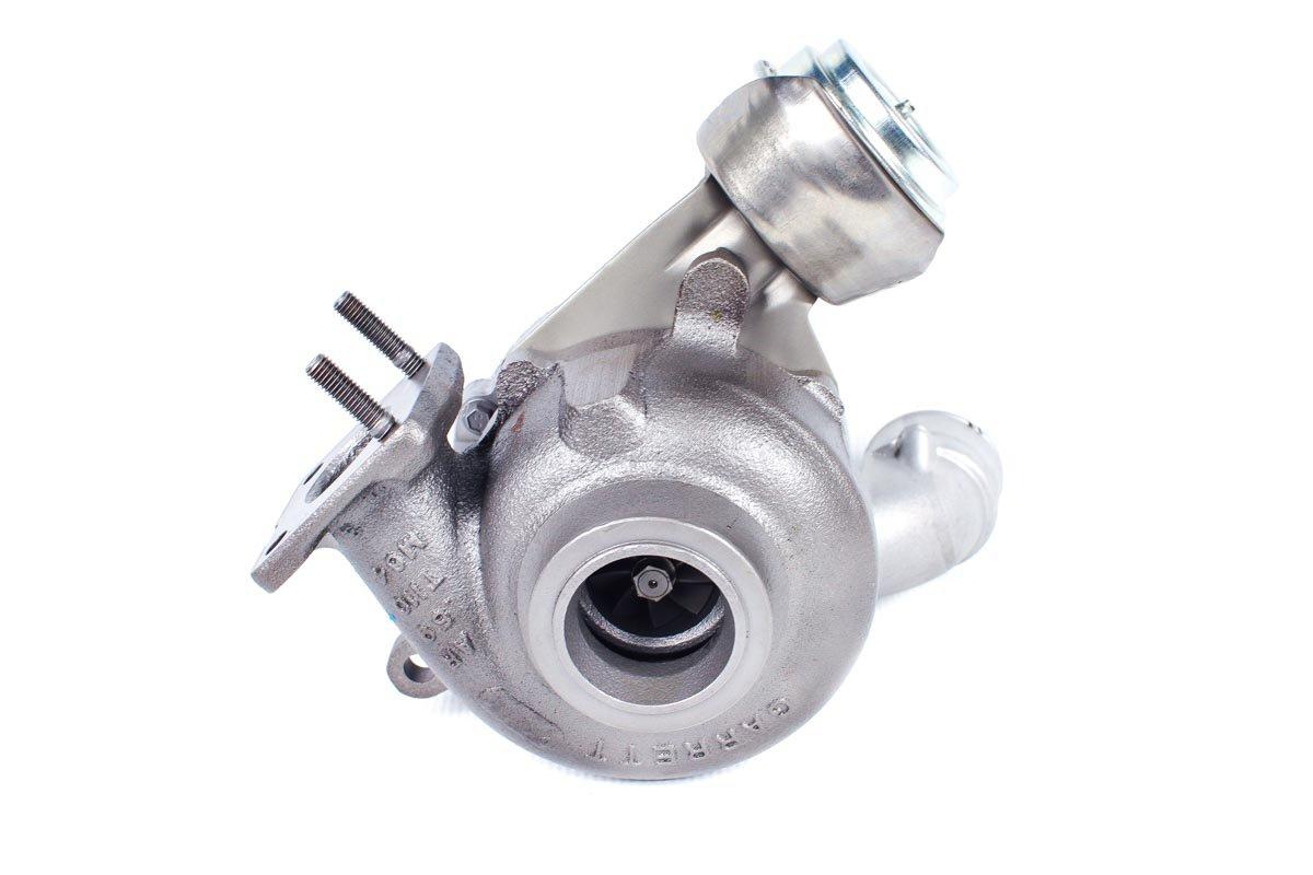 Turbo, układ doładowania o numerze {numerglowny} po przeprowadzeniu regeneracji w najnowocześniejszej pracowni regeneracji turbosprężarek przed wysyłką do Klienta