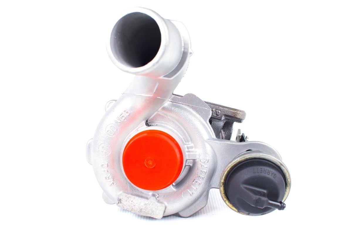 Turbosprężarka numer {numerglowny} po zregenerowaniu w najnowocześniejszej pracowni regeneracji turbo przed nadaniem do zamawiającego