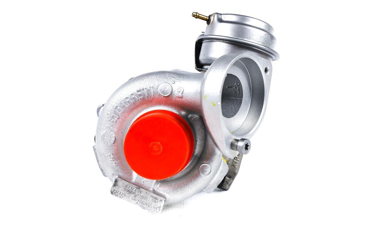 Turbosprężarka numer {numerglowny} po zregenerowaniu w specjalistycznej pracowni przed nadaniem do zamawiającej firmy