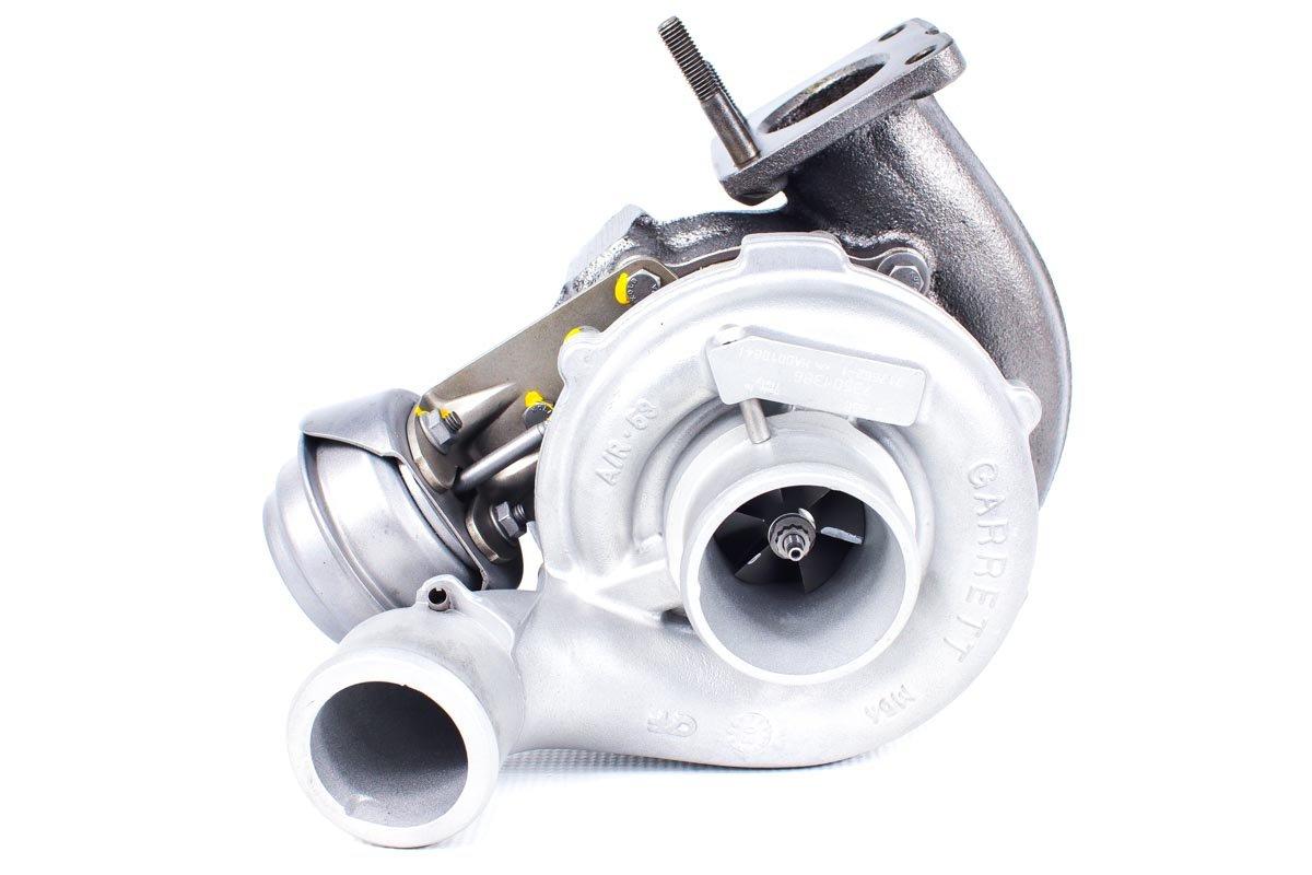 Turbosprężarka numer {numerglowny} po zregenerowaniu w specjalistycznej pracowni regeneracji turbosprężarek przed wysłaniem do warsztatu