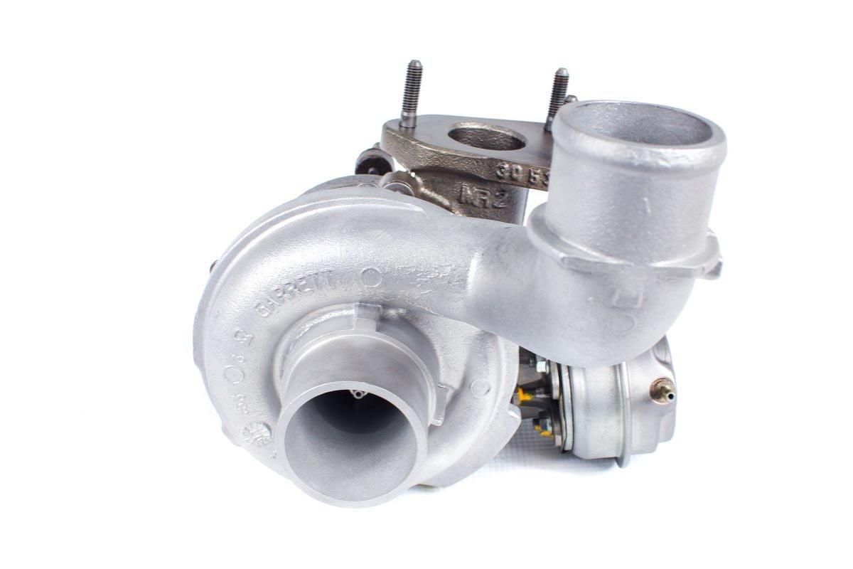 Turbo numer {numerglowny} po przeprowadzeniu regeneracji w specjalistycznej pracowni regeneracji turbosprężarek przed wysyłką do zamawiającej firmy