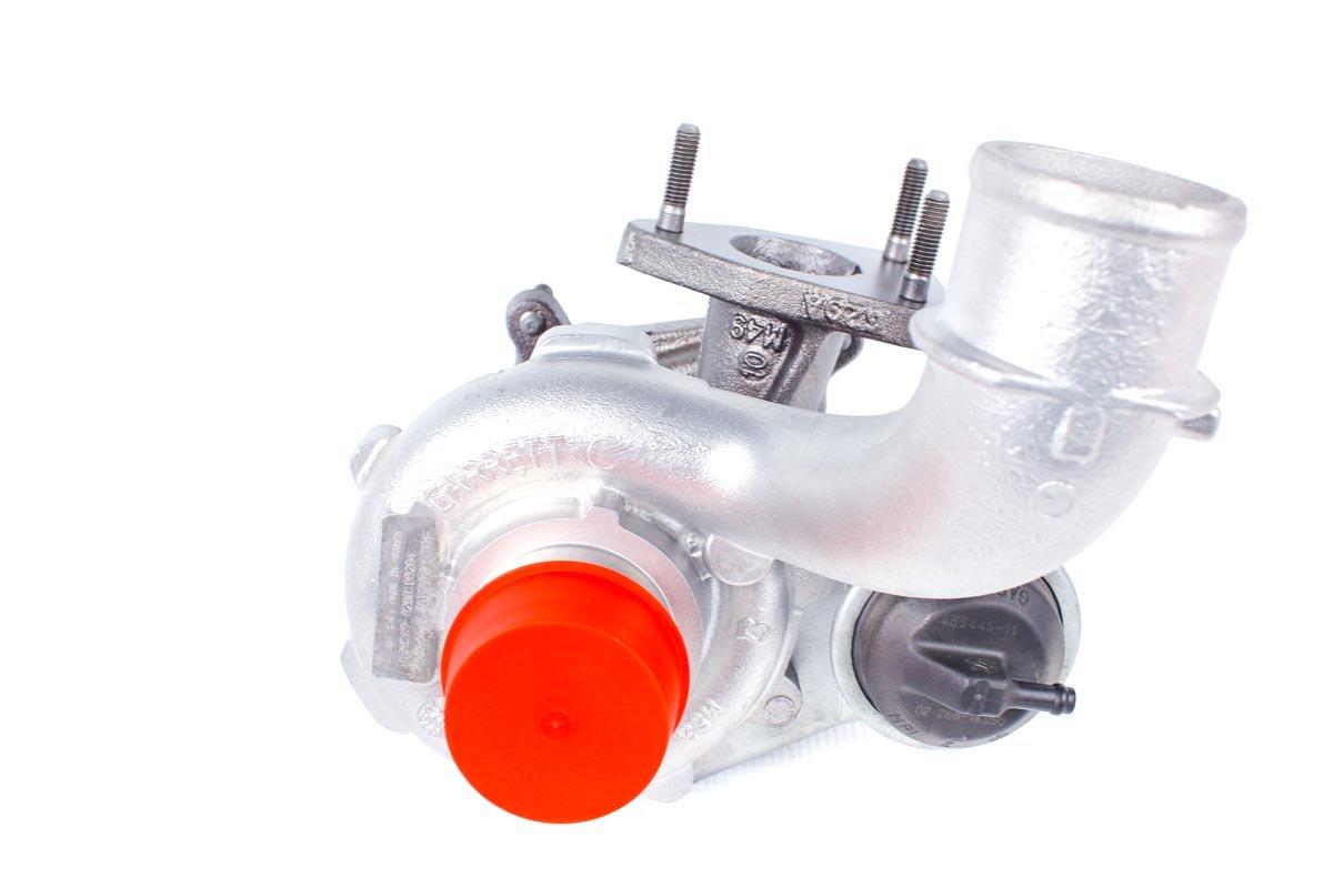 Turbo numer {numerglowny} po przeprowadzeniu regeneracji w specjalistycznej pracowni regeneracji turbosprężarek przed nadaniem do zamawiającej firmy