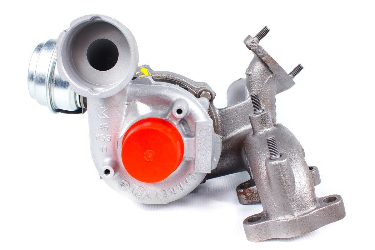 Turbosprężarka numer {numerglowny} po zregenerowaniu w profesjonalnej pracowni regeneracji turbo przed nadaniem do warsztatu