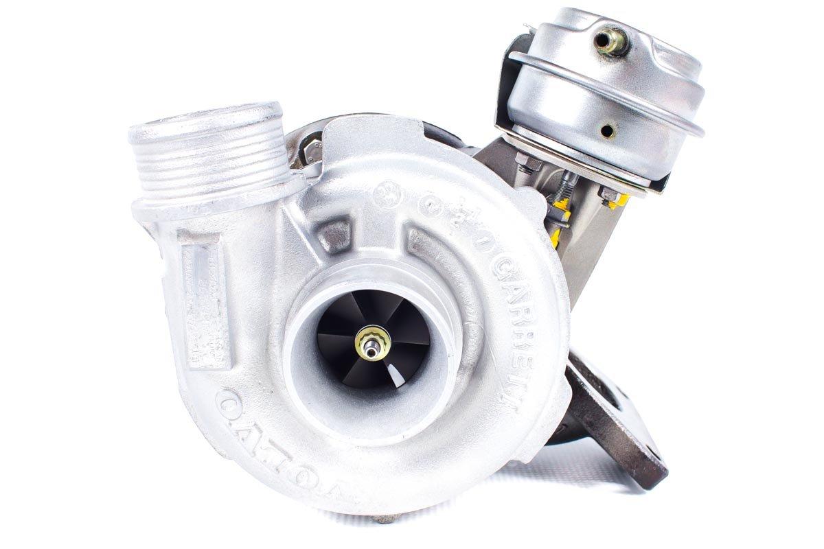 Turbosprężarka numer {numerglowny} po zregenerowaniu w profesjonalnej pracowni regeneracji turbin przed nadaniem do zamawiającego