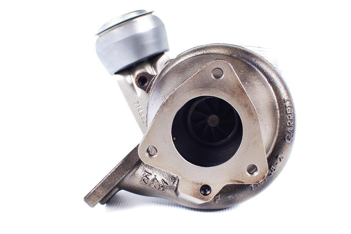 Turbo, układ doładowania o numerze {numerglowny} po przeprowadzeniu regeneracji w najwyższej jakości pracowni regeneracji turbosprężarek przed wysłaniem do warsztatu samochodowego
