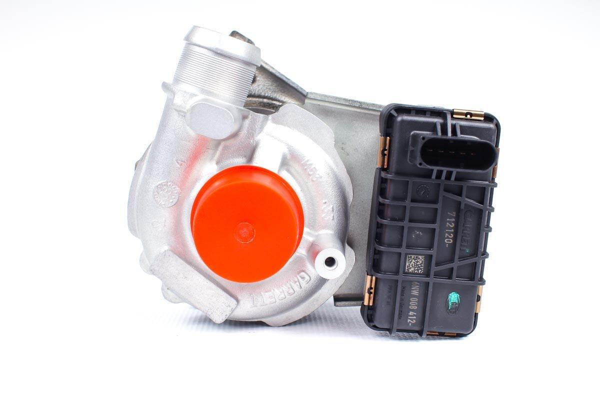 Turbosprężarka numer {numerglowny} po zregenerowaniu w profesjonalnej pracowni regeneracji turbin przed odesłaniem do Klienta