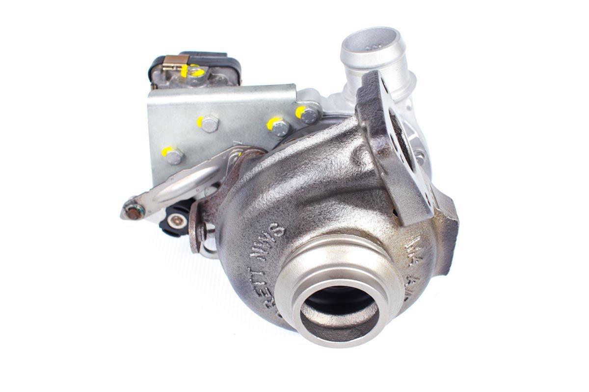 Turbo numer {numerglowny} po przeprowadzeniu regeneracji w profesjonalnej pracowni regeneracji turbosprężarek przed wysłaniem do Klienta