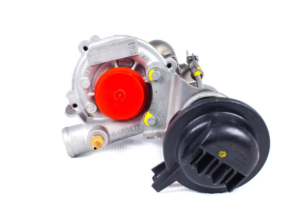 Turbosprężarka numer {numerglowny} po zregenerowaniu w najwyższej jakości pracowni regeneracji turbosprężarek przed wysłaniem do kontrahenta