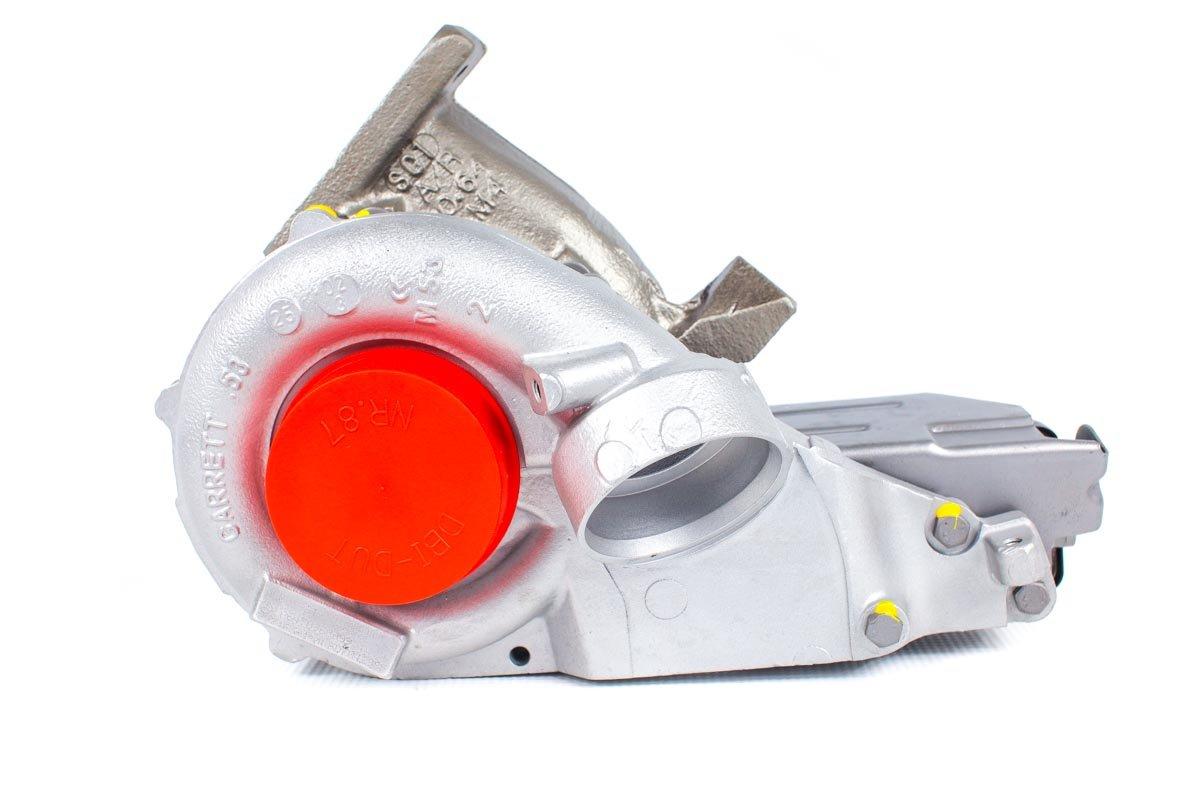 Turbosprężarka numer {numerglowny} po zregenerowaniu w najwyższej jakości pracowni regeneracji turbo przed odesłaniem do warsztatu samochodowego