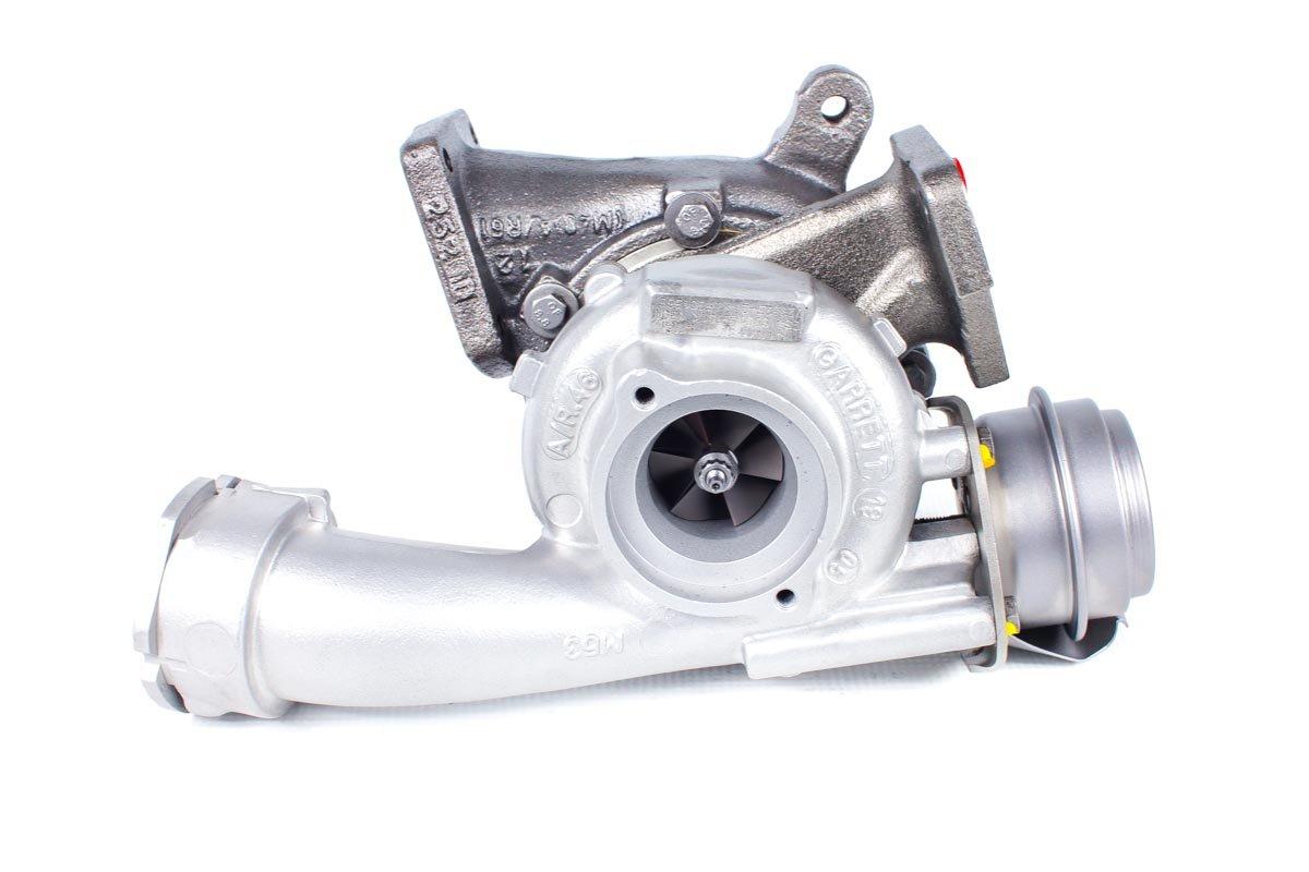 Turbo numer {numerglowny} po przeprowadzeniu regeneracji w najwyższej jakości pracowni regeneracji turbosprężarek przed wysłaniem do warsztatu
