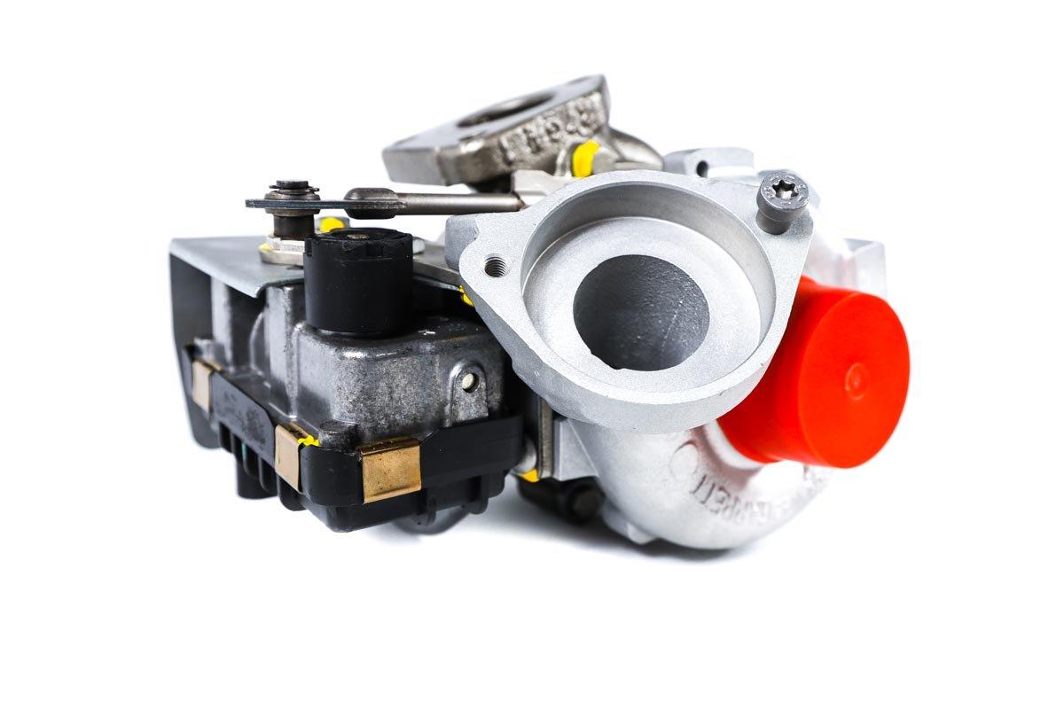Turbina z numerem {numerglowny} po przeprowadzeniu regeneracji w profesjonalnej pracowni regeneracji turbosprężarek przed wysyłką do Klienta