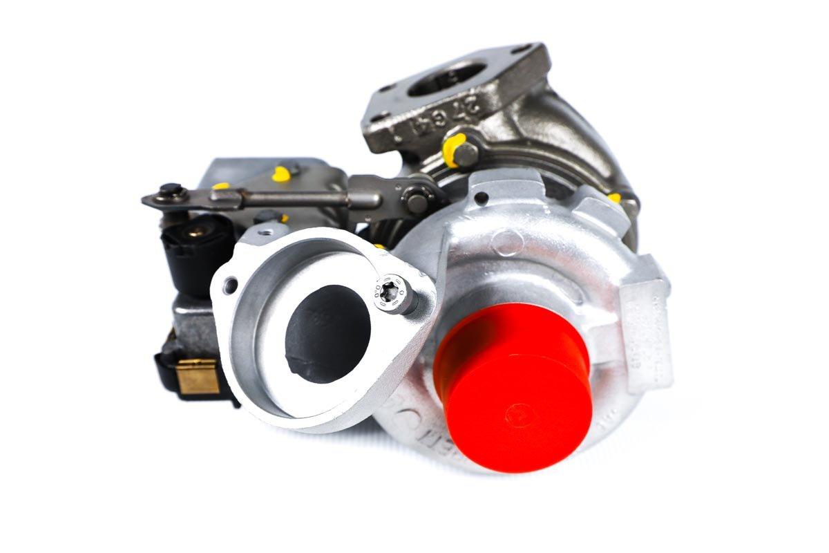 Turbo numer {numerglowny} po przeprowadzeniu regeneracji w najwyższej jakości pracowni regeneracji turbosprężarek przed nadaniem do Klienta